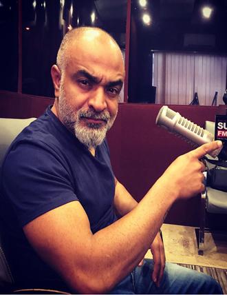 Najaf Bilgrami