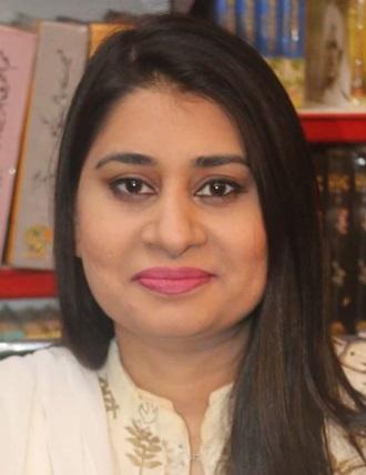 Amna Mufti