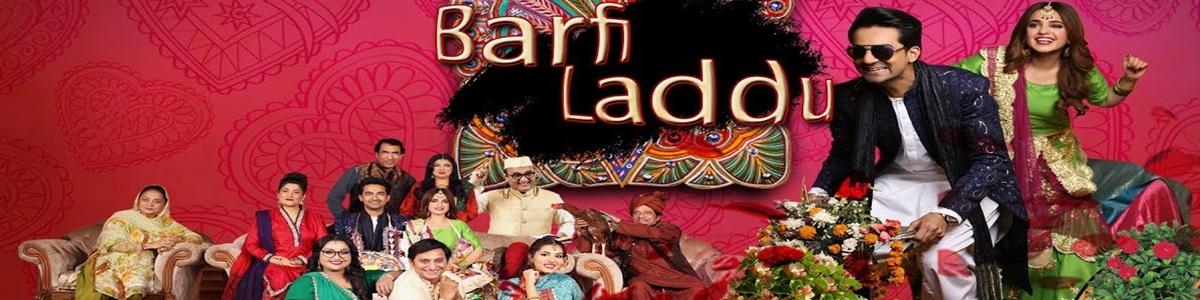 Barfi Laddu