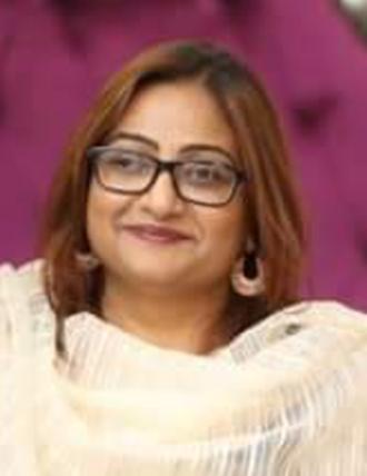 Ghazala Naqvi