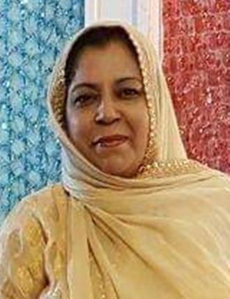 Seema Munaf