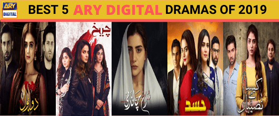 BEST 5 ARY DIGITAL DRAMAS OF 2019