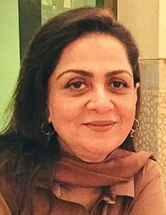 Ghazala Kaifi