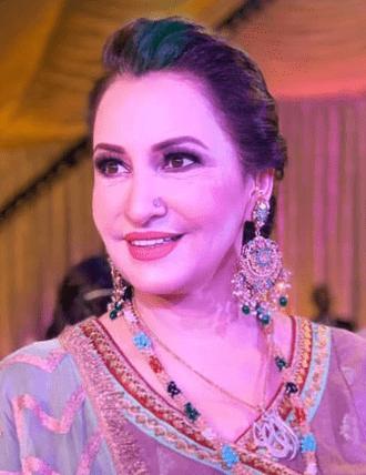 Saba Faisal