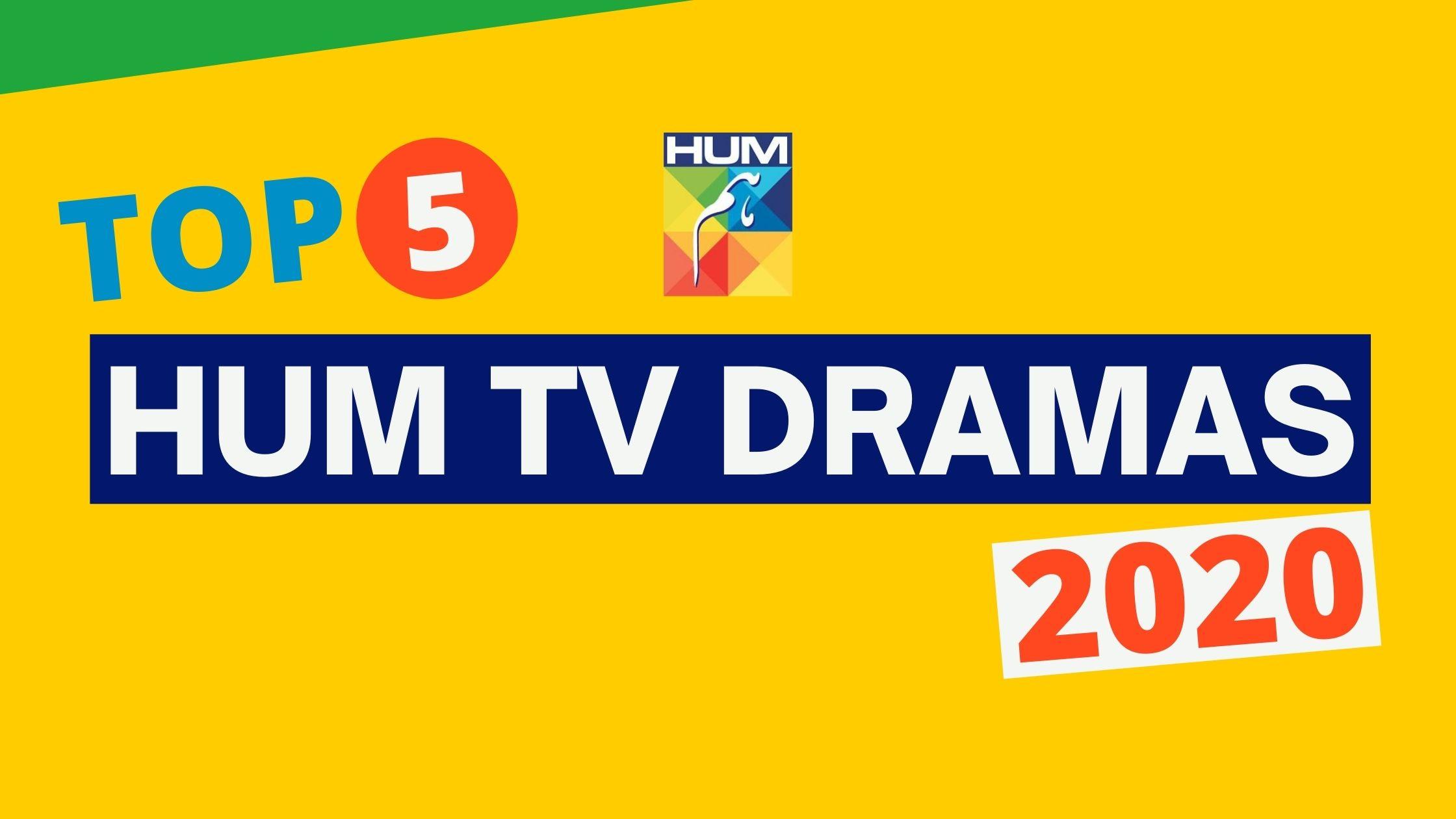 Top 5 HUM TV 2020