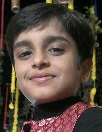 Anas Yasin (Childstar)