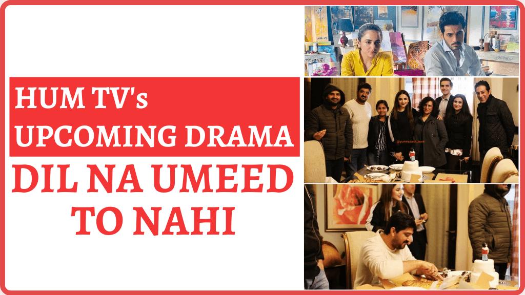 Hum TV Upcoming Drama - Dil Na Umeed To Nahi-min