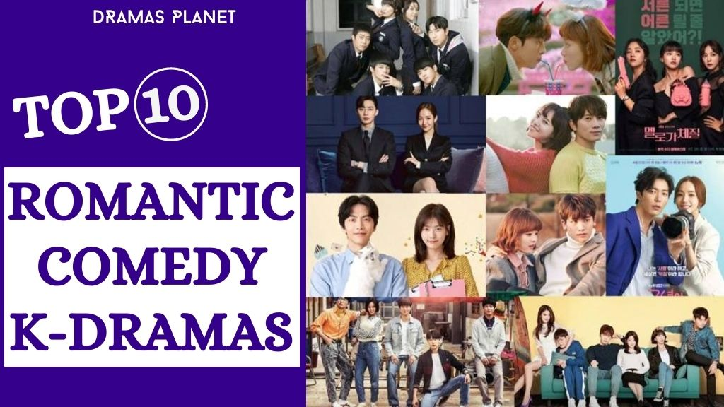 Top 10 Romantic Comedy KDramas