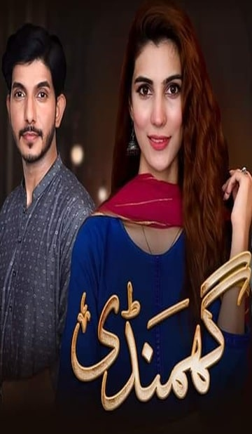 Ghamandi Cover