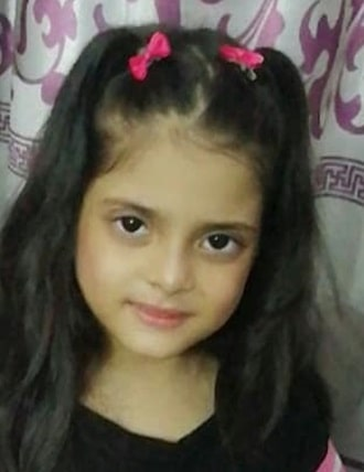Rubab Rasheed (Childstar)