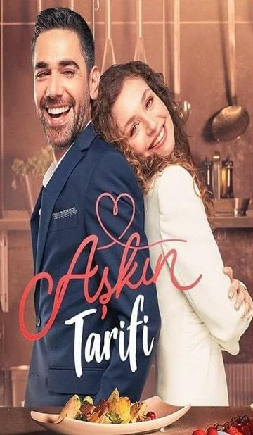 Aşkın Tarifi Cover