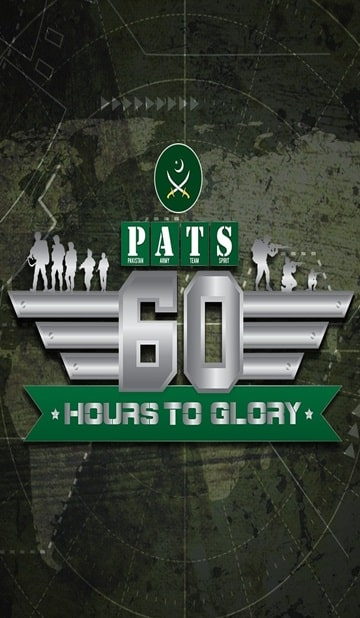 60 Hours to Glory Cover